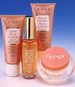 ambiance day spa guinot products